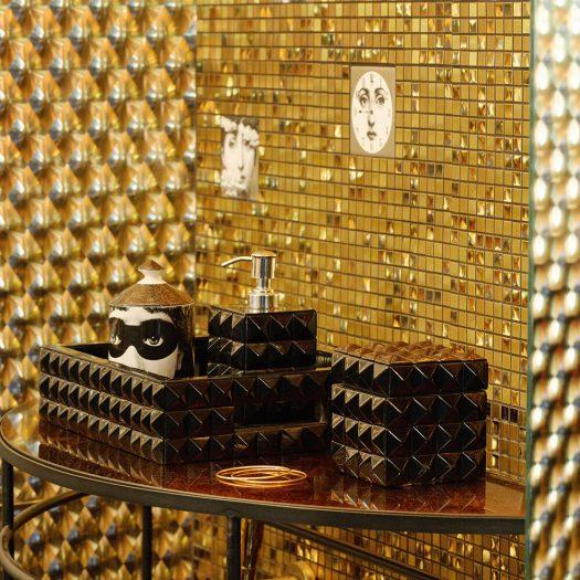 Stud Soap Dispenser – Black