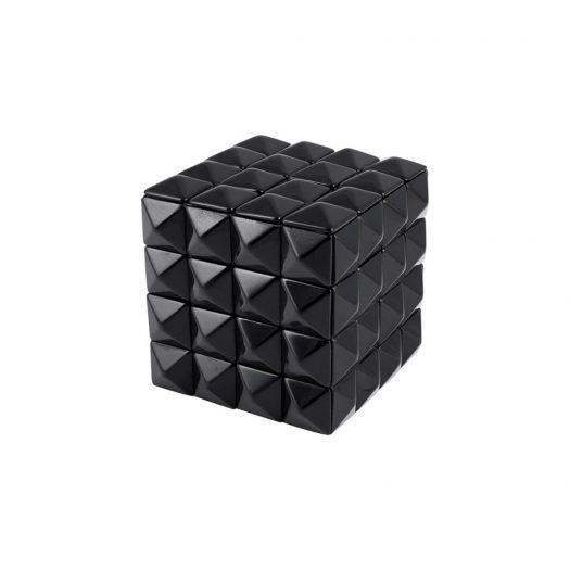 Stud Storage Pot - Black