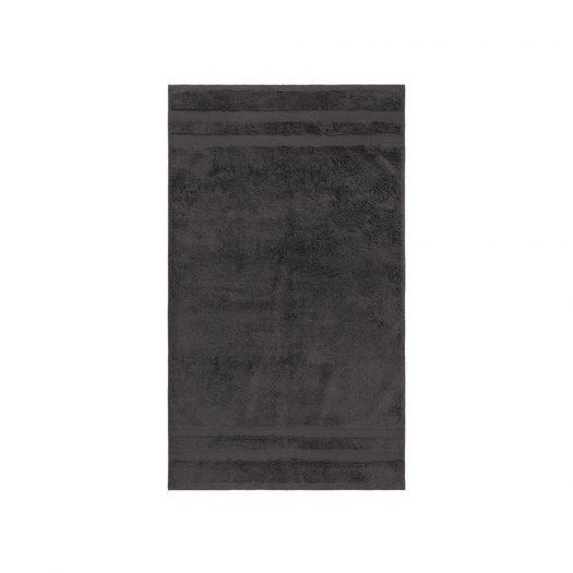 Pima Towel - Charcoal - Hand Towel