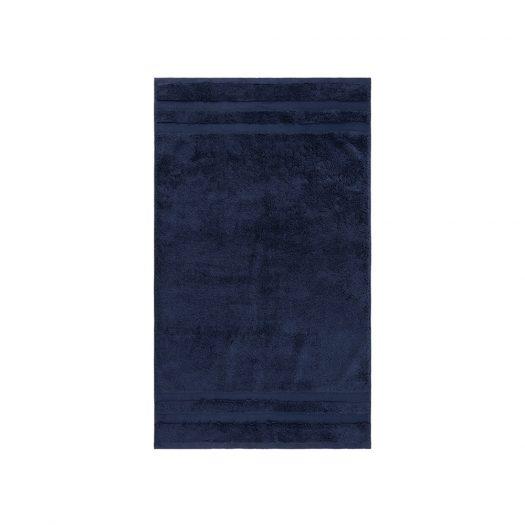 Pima Towel - Navy - Hand Towel