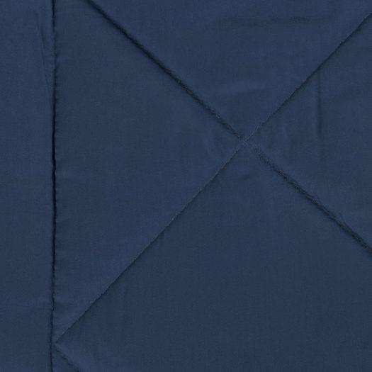 Square Velvet Bedspread – Night – 240x200cm