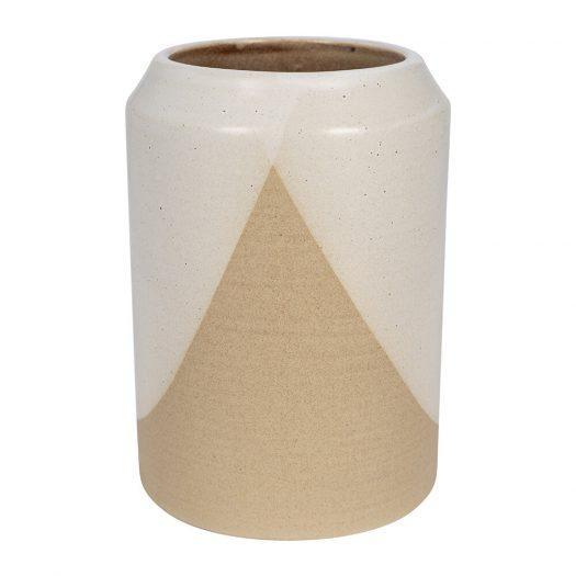 Sand Curve Utensil Pot