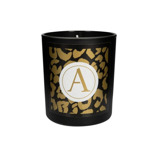 Amber & Ginger lily Scented Candle