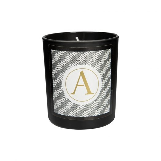 Cedarwood & Lily Scented Candle