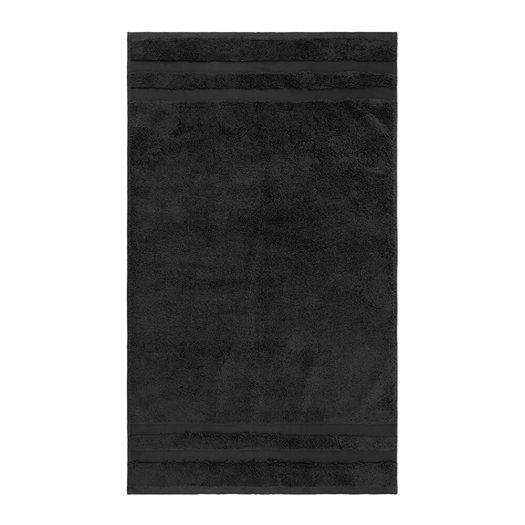 Pima Towel - Black - Bath Sheet