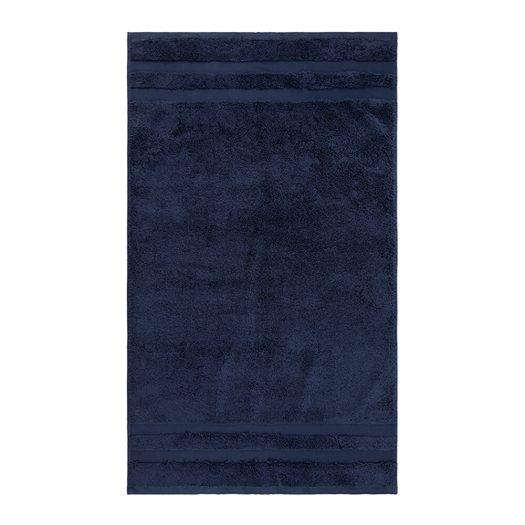 Pima Towel - Navy - Bath Sheet