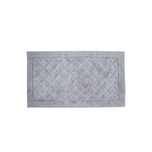 Cosmopolitan Collection Bath Mat Grey 70x120cm