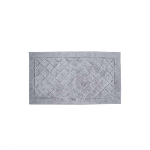Cosmopolitan Collection Bath Mat Grey 45x60cm