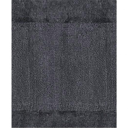 Dream Collection Bath Mat Dark Grey 70x120cm