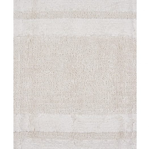 Deluxe Collection Bath Mat Ivory 55x85cm