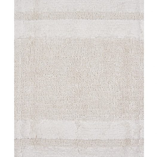Deluxe Collection Bath Mat Ivory 45x60cm