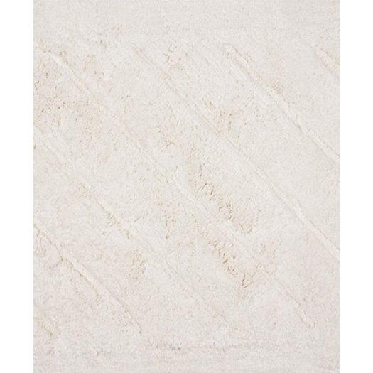 Daze Collection Bath Mat Ivory 55x85cm