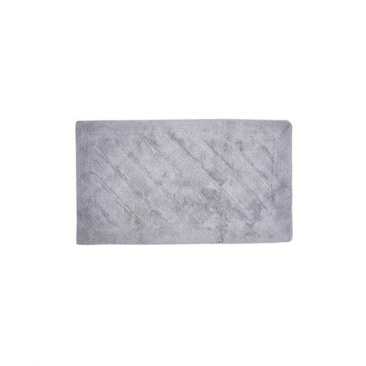 Daze Collection Bath Mat Grey 55x85cm