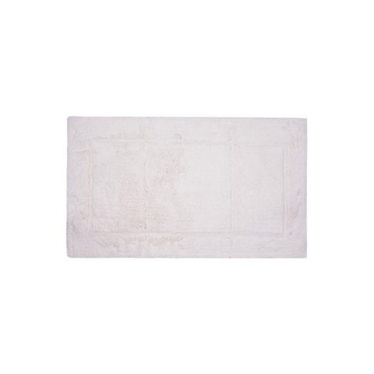 Frill Collection Bath Mat Ivory 70x120cm