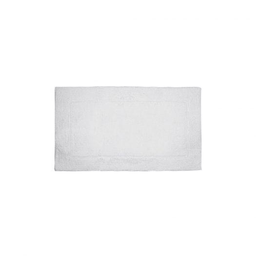 Frill Collection Bath Mat White 55x85cm