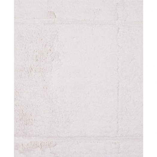 Frill Collection Bath Mat Ivory 45x60cm