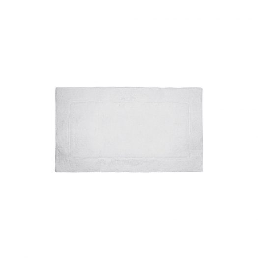 Frill Collection Bath Mat White 45x60cm