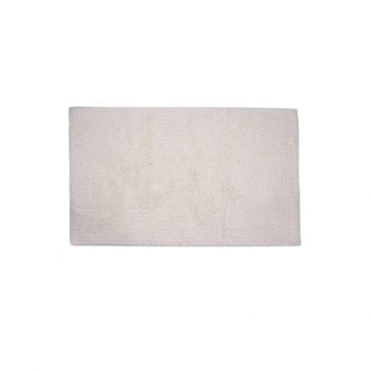 Sublime Collection Bath Mat Ivory 70x120cm