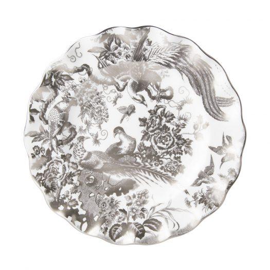 Fluted Dessert Plate 22cm