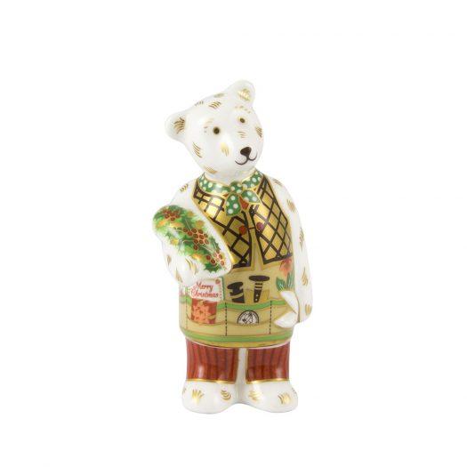 Christmas Gardener Bear