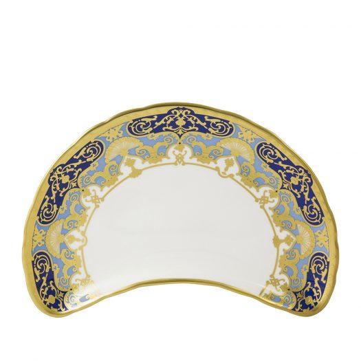 Crescent Salad Plate