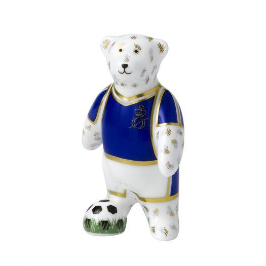 Footballer Blue