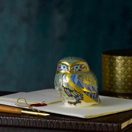 Nightingale Owl