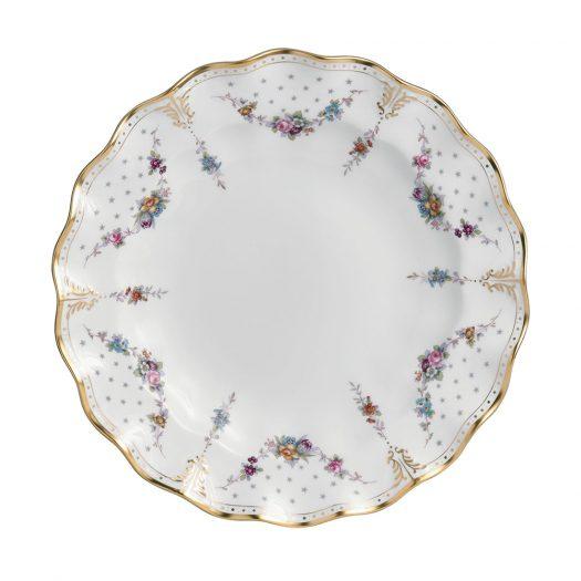 Royal Antoinette - Round Chop Dish