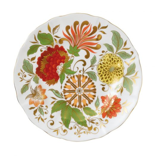 Indian Summer 21.5cm Plate (Boxed)