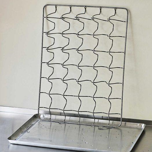 Shortwave Stainless-steel Dish Rack 40cm
