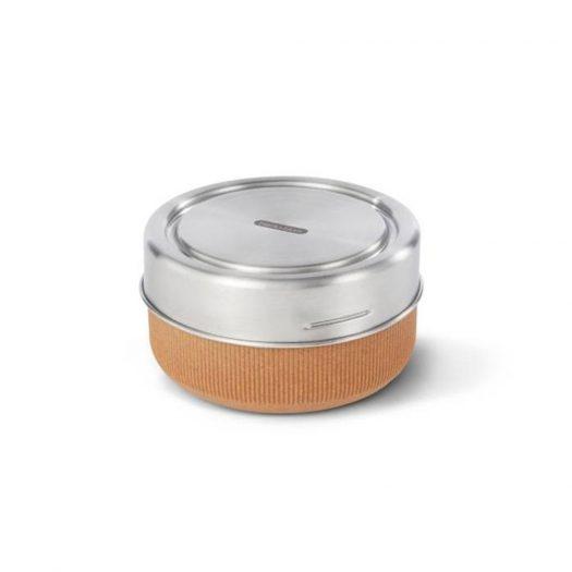 Lunch Pot, Glass, Almond, Small 450ml