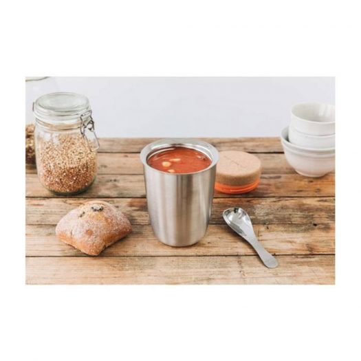 Thermo Pot, Stainless Steel, 550ml