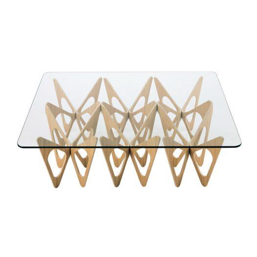 Zanotta – Butterfly Coffee Table (Rectangular)