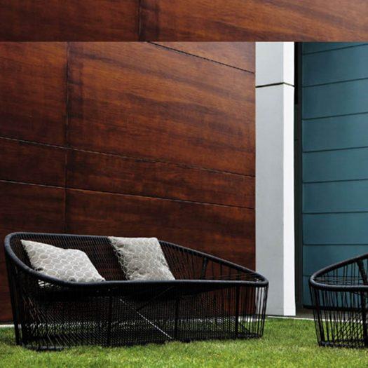 – Club Outdoor Sofa
