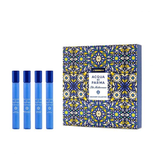 Blu Mediterraneo Discovery Roll-on Gift Set 4x10ml