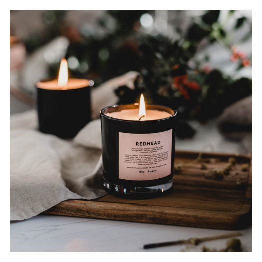 Redhead Scented Candle 240g