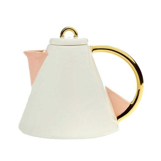 Desirée Porcelain Teapot 12cm