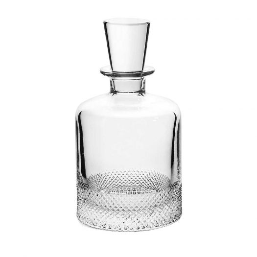 Diamond Crystal Decanter 14.5cm
