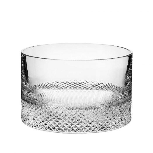 Diamond Crystal Ice Bucket 12.6cm