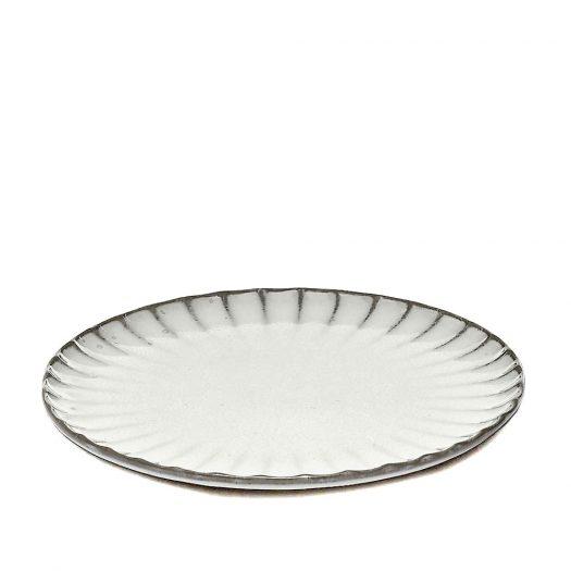 Inku Stoneware Plate 18cm