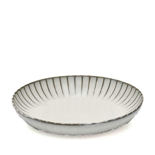 Inku Stoneware Serving Bowl 27cm