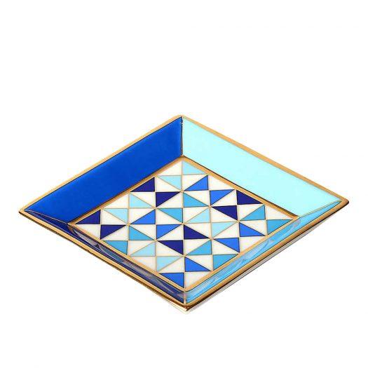 Sorrento Porcelain Tray 11.43cm x 11.43cm