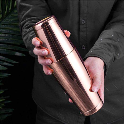 Boston Stainless Steel Cocktail Shaker 28cm