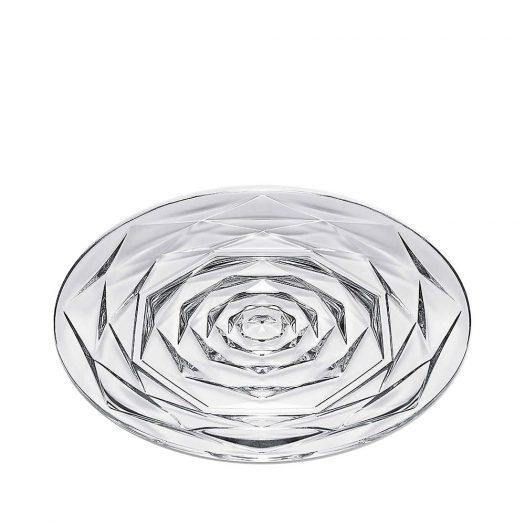 Swing Crystal Plate 19cm