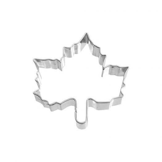 Maple Cookie Cutter