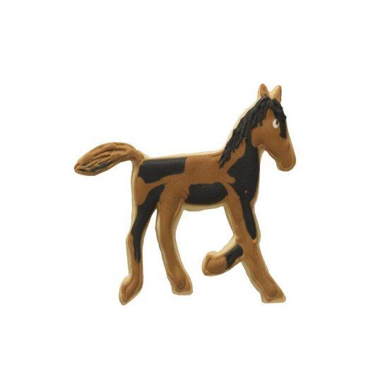 Horse Trotting Cutter, 12cm