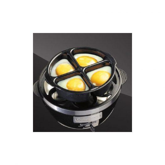 Egg Cooker, Chrome, 10