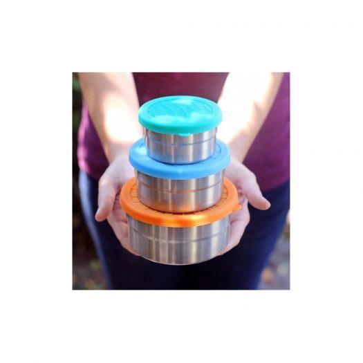 Seal Cup Trio Multicolor, 3-Piece Set
