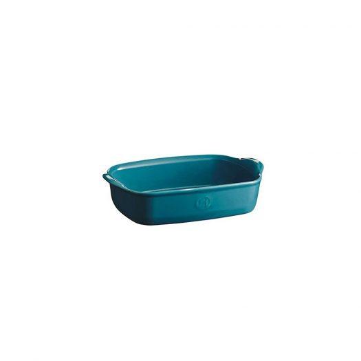 Henry Rectangular Baking Dish, 22 cm x 15 cm, Blue