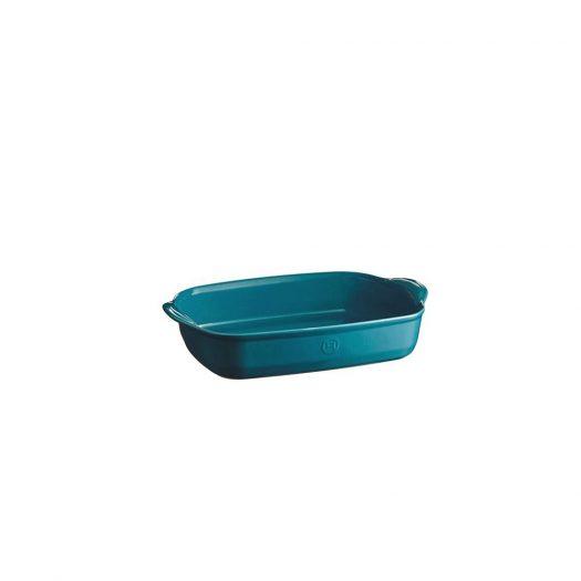 Henry Rectangular Baking Dish, 42 cm x 28 cm, Blue